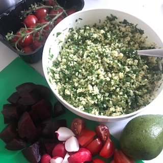 Pimped up tabbouleh 2